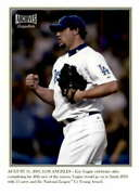 2019 Topps Archives Snapshots Captured In The Moment Citm-eg Eric Gagne Dodgers