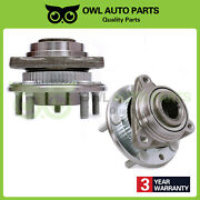 For Gmc Jimmy S15 Sonoma Chevy S10 Blazer Front Wheel Bearing Hub Tone Ring 4wd