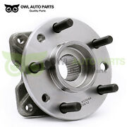 Front Wheel Bearing And Hub Assembly For Cutlass Grand Prix Regal 5-lugs 513044