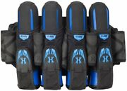 Hk Army Magtek Paintball Harness Pack 3+2+4 Blue And Black