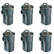 Hayward Above-ground Power-flo Lx Pump Lid And Basket Strainer Housing 6 Pack