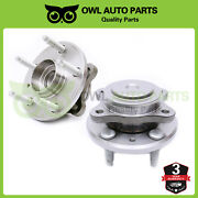 Rear Wheel Bearing And Hub Pair Of 2 For Ford 500 Five Hundred Taurus Mercury Fwd