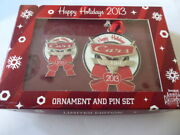 Disney Trading Pins 99675 Dlr - Cars Land Happy Holidays 2013 - Annual Passhold
