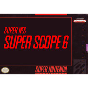 Super Scope 6 Game Only - Snes