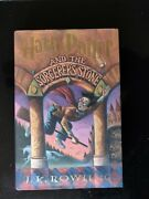 J.k. Rowling - Harry Potter And The Sorcererand039s Stone - 1st Edition Hc Hard Cover