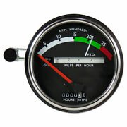 Ar50404 New Tachometer Red Needle For John Deere Tractor 2510 2520 3020