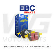 Ebc Yellowstuff Front Pads For Lincoln Navigator 5.4 2wd 2007-2009 Dp41803r