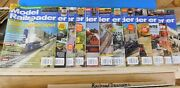 Model Railroader Magazine Complete Year 2011 12 Issues