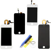 Oem Lcd Screen Touch Digitizer Assembly Replacement For Ipod Touch 4th 5 6th Gen
