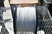 Raychem 82a0111-12-9 Cable 12 Awg 1 Con Tin Plated Copper 600v. Mil Spec 2000ft