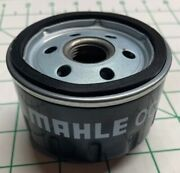 Bmw Oil Filter - 11427673541 - R Hexhead And K1600 - Mahle Oc306