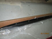 1967-72 Chevy And Gmc Truck Black Dashboard Pad And Hardware