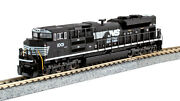 Kato N Scale Sd70ace Locomotive Norfolk Southern Ns 1001 Dc Dcc Ready 1768513