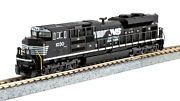 Kato N Scale Sd70ace Locomotive Norfolk Southern Ns 1030 Dc Dcc Ready 1768514