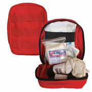 Fox Molle Tactical 1st Aid Gear Soldiers Medic Ifak Trauma Kit Pouch - Medic Red