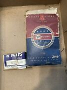 Nos Willys Jeepster 2wd Wagon 1946 - 1955 King Pin Service Kit 801580