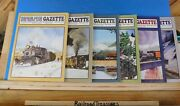 Narrow Gauge And Short Line Gazette Complete Year 2012 6 Issues