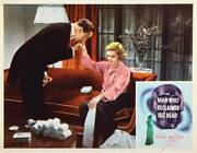 Old Movie Photo The Man Who Reclaimed His Head Lobby Card Lionel Atwill Joan