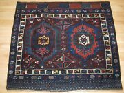 Antique Bagface By The San Jabi Kurds A Rare And Collectable Item Late 19th C