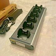 Ef Johnson 6 Bay Charger - New In Open Box - 563-0600-361
