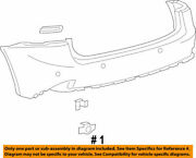 52159-53950 Toyota Cover Rear Bumper 5215953950 New Genuine Oem Part