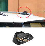 Real Carbon Fiber Roof Shark Fin Antenna Cover Trim For Mini Cooper Clubman F54