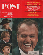 Post June 17 1967 Red Skelton Betty Furness 040720dbe