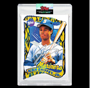 Topps Project 2020 Griffey Authentic Artist Autograph /75 Pre-sale Confirmed