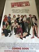 Huge 8x5 Foot Advertising Banner For The Movie Andlsquoamerican Pie 2andrsquo