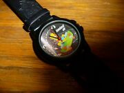 The Simpsons Matt Groening Quartz Unisex Watch By Marks And Spencer