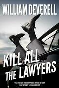 Kill All The Lawyers A Mystery By William Deverell English Paperback Book Fre