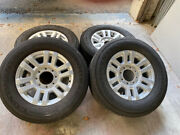 Used 18 2017 Ford F350 Factory Oem Wheels Rims And Tires Set Of 4