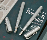 Montegrappa Romeo And Juliet Collection Fountain Pens Matching Number Set 1059 F