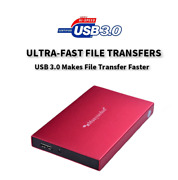 External Hard Drive Hdd Ultra Fast 3.0 1tb Disco Duro Externo Laptoppcps4/xbo