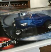 100 Hot Wheels Metal Collection 1932 Ford Roadster 118 Nib