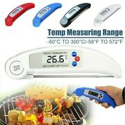 Digital Food Thermometer Probe Temperature Kitchen Cooking Bbq Meat Jam