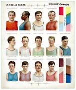 1915 Ogdenand039s Boxers Proof Sheets - Rare