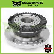 Rear Wheel Hub And Bearing Assembly For 2003-2006 2007 2008 2009 Audi A4 Fwd