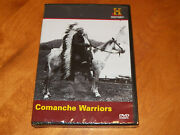 Comanche Warriors Plains Indian Wars Native American War History Channel Dvd New