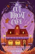 The Cut-throat Cafe Seth Seppi Mystery By Nicki Thornton Book The Fast Free