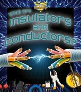 What Are Insulators And Conductors Hardcover Reagan Miller