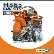 Complete Repair Parts Engine Motor Compatible With Husqvarna 365 362 371 372 Xp