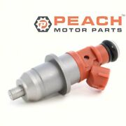 Peach Motor Parts Pm-injc-0002a Fuel Injector Assembly Fits Yamahaandreg 68f-13761-00