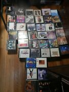 Huge Lot Of 410 Mixed Music Genre Cds Country Christmas Pop Rock And More