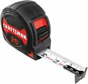 Craftsman Pro-10 25-ft Tape Measure, Rubber Grip,10' Fft Stand Out, New
