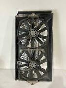 1998 Mercedes Benz Sl500 W129 Electric Cooling Fans Oem Used