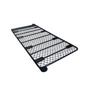 Expedition Aluminium Flat Roof Rack For Nissan Patrol Y61 1997-2009