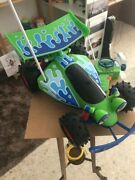 Rc Toy Story Car. Thinkaway Vintage 1995. Batteries Included. It Works