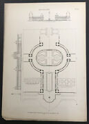 Mckim Mead And White Pan Pacific Expo San Fran Architectural Prints 1915 Lot Of 4