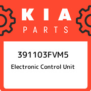 391103fvm5 Kia Electronic Control Unit 391103fvm5 New Genuine Oem Part